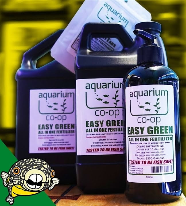 Aquarium Co-op easy green