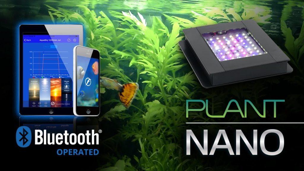 fluval nano LED aquarium light